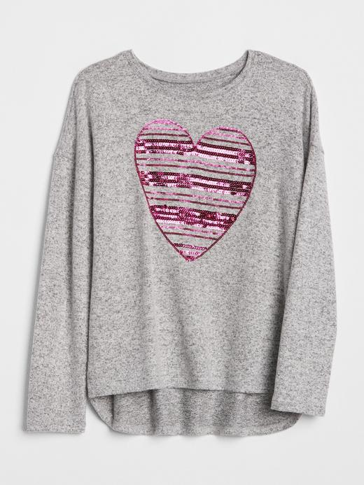 Softspun Baskılı ve Pullu T-Shirt