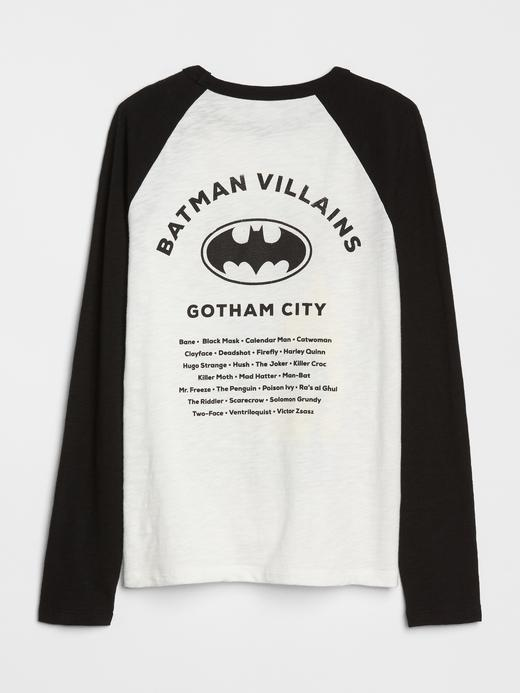 GapKids | DC™ Uzun Kollu T-Shirt