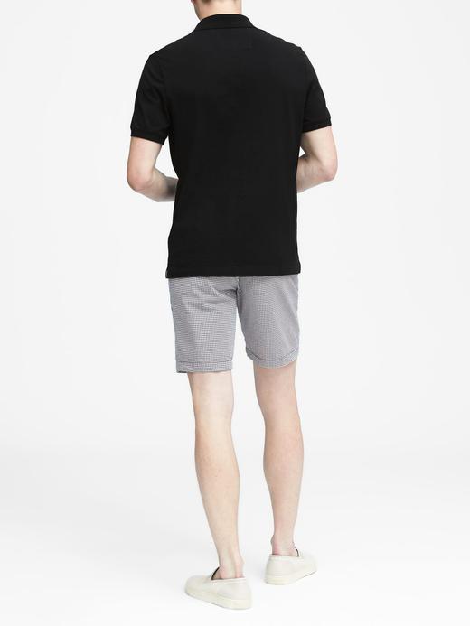 Luxury-Touch Polo Yaka T-Shirt