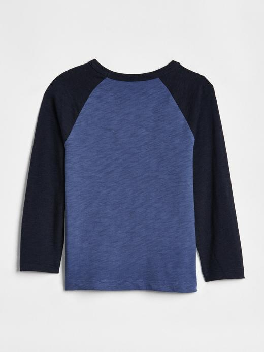 babyGap | DC™ Justice League Reglan Kollu T-Shirt