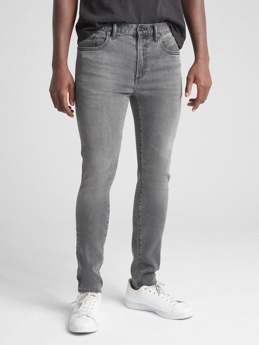 Yumuşak Dokulu Skinny Fit GapFlex Jean Pantolon