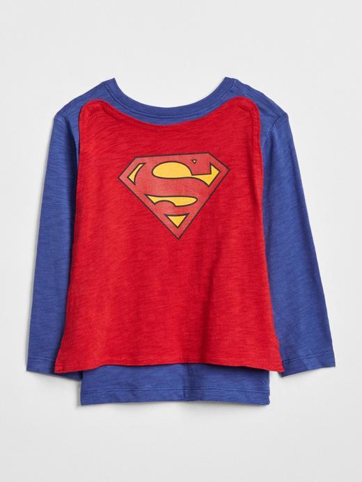 babyGap | DC™ Pelerinli T-Shirt
