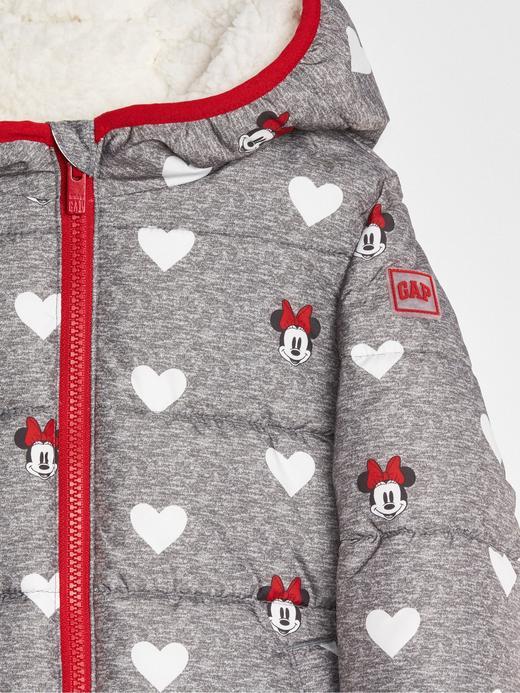 babyGap | Disney Minnie Mouse Pufa Mont