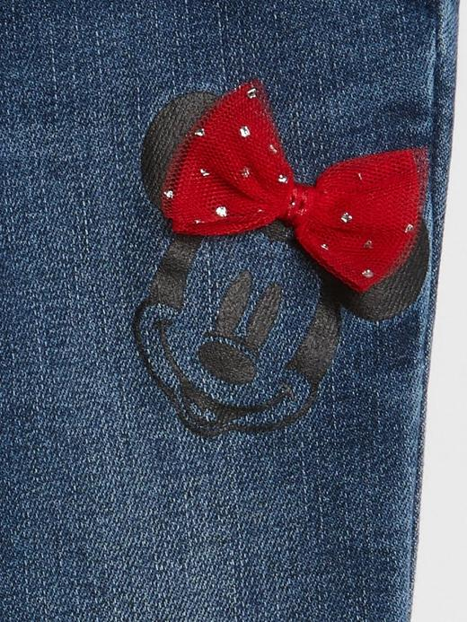 babyGap | Disney Minnie Mouse Fantastiflex Jegging Tayt Jean Pantolon