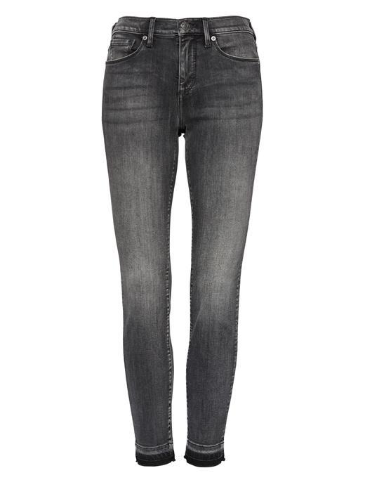 Skinny Siyah Jean Pantolon