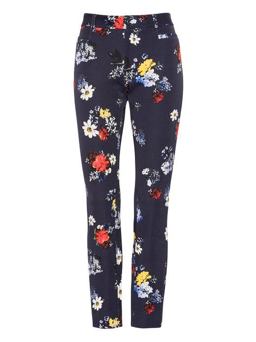 Kadın lacivert Sloan Skinny-Fit Skinny Pantolon