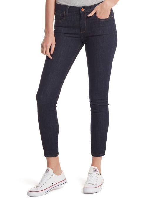 Kadın Lacivert Skinny Streç Jean Pantolon
