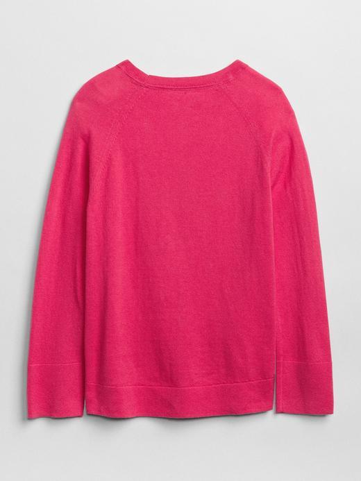Değişen Pullu Sweatshirt