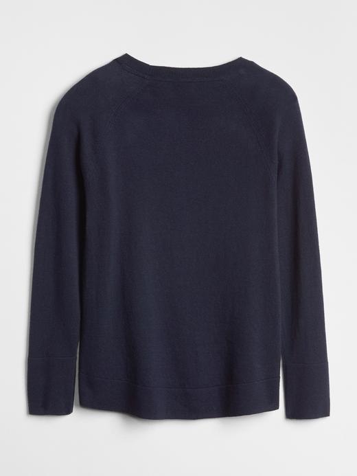 Pullu Logolu Sweatshirt