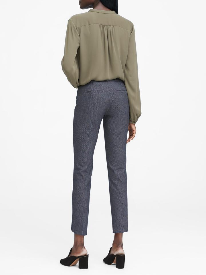 Sloan Skinny-Fit Pantolon
