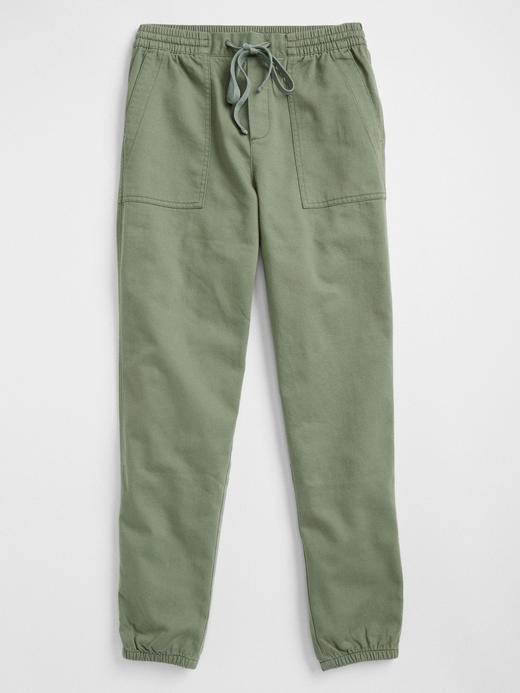 Pamuklu Jogger Pantolon