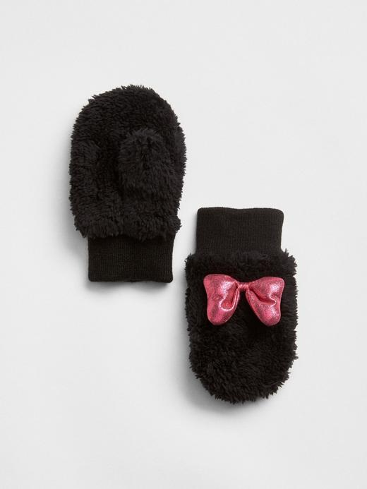 babyGap | Disney Minnie Mouse Eldiven