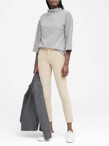Kadın Pembe Uzun Kollu Jarse T-Shirt
