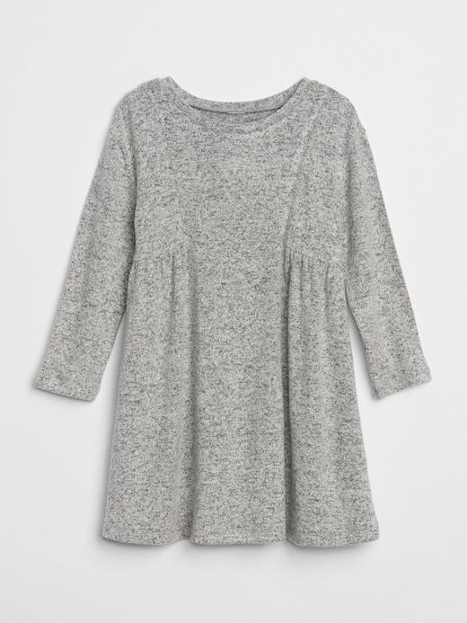 Softspun Uzun Kollu Elbise