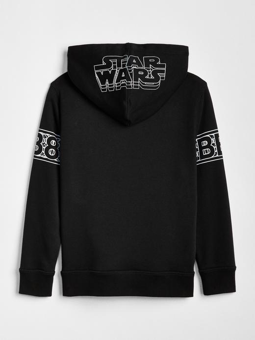 GapKids | Star Wars™ Kapüşonlu Sweatshirt