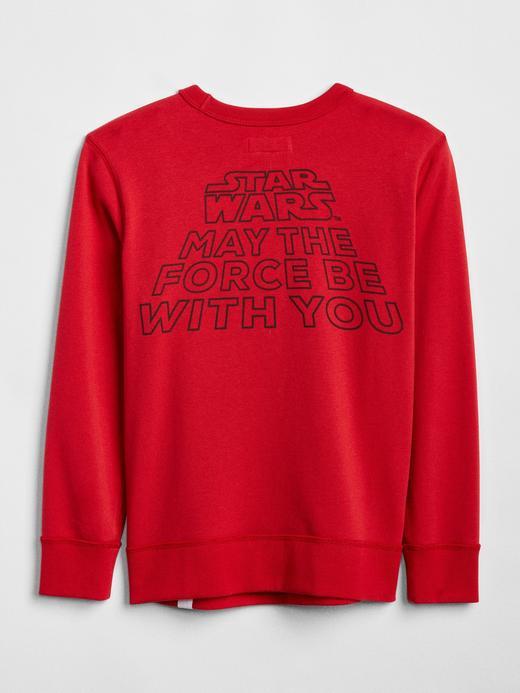 GapKids | Star Wars™ Baskılı Sweatshirt
