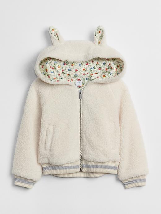 Bebek Bej Sarah Jessica Parker Kapüşonlu Sweatshirt