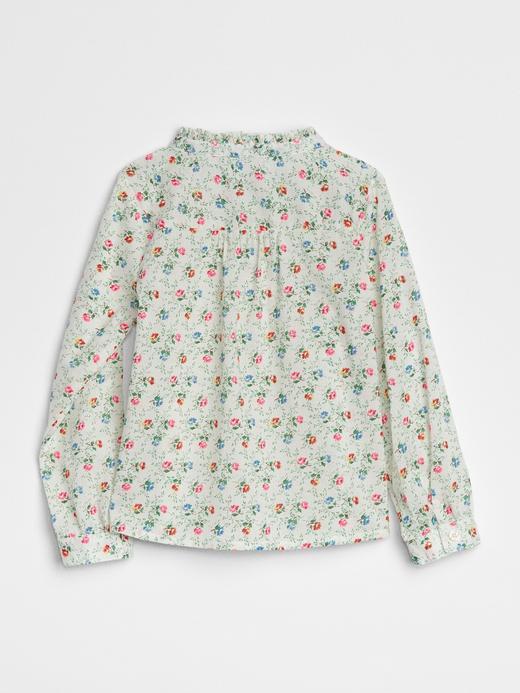 Bebek çiçek desenli Gap | Sarah Jessica Parker Çiçekli Gömlek