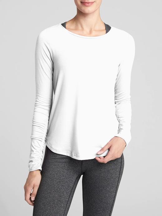 GapFit Uzun Kollu T-Shirt