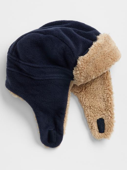 İçi Polar Şapka
