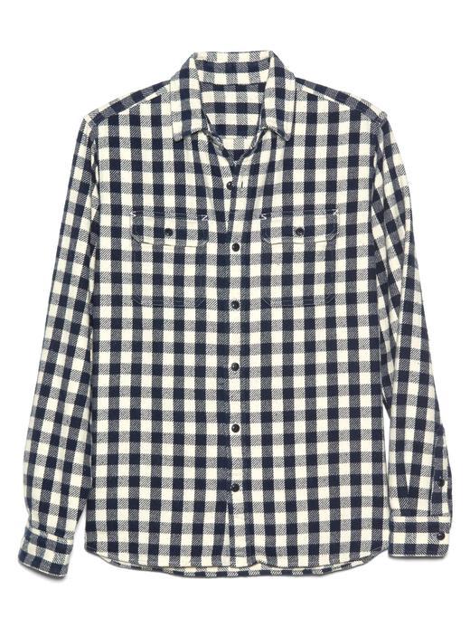 Ekoseli gömlek ceket
