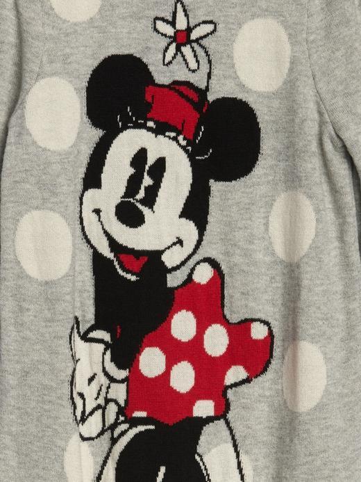 babyGap   Disney Minnie Mouse Uzun Kollu Tulum