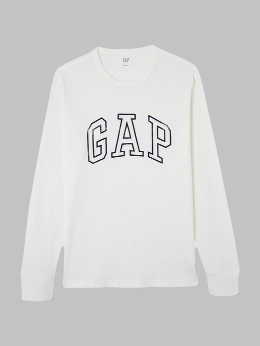 Logolu Uzun Kollu Termal T-Shirt