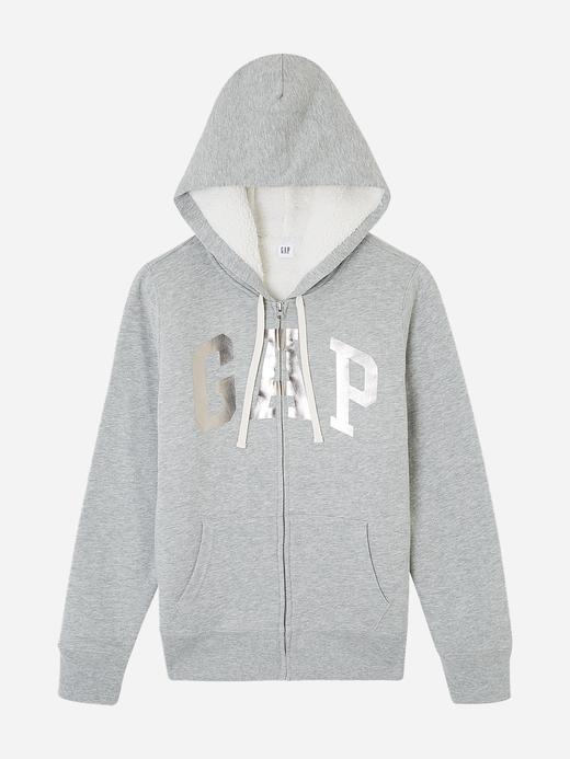 Gap Logo Astarlı Sweatshirt