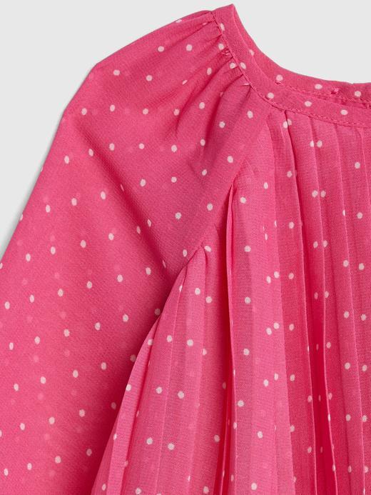 Pilili Puantiyeli Elbise