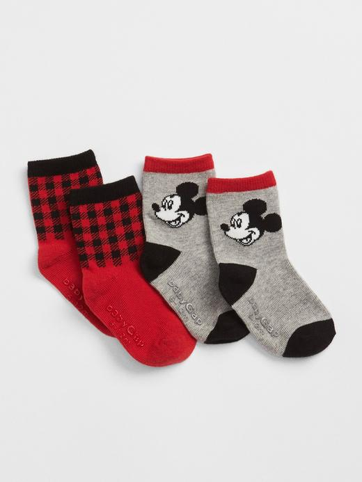 babyGap | Disney Mickey Mouse 2'li Çorap Seti