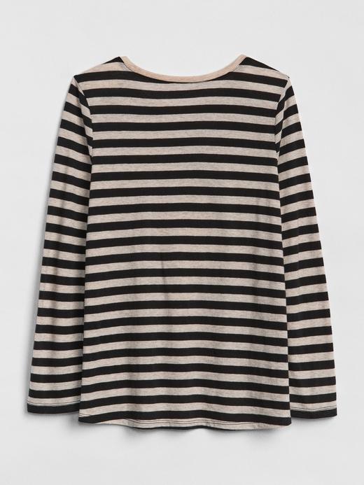 Değişen Pullu T-Shirt