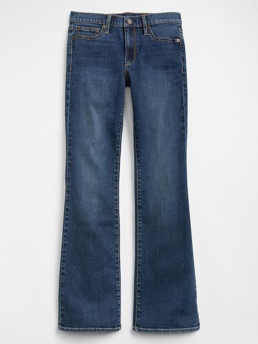 Orta Belli Bot Paça Jean Pantolon