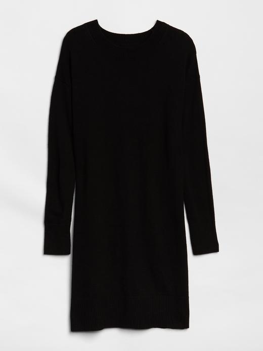 Sıfır Yaka Kazak Elbise