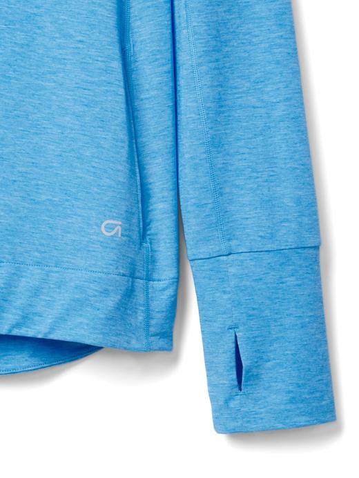 GapFit Breathe Kapüşonlu Sweatshirt
