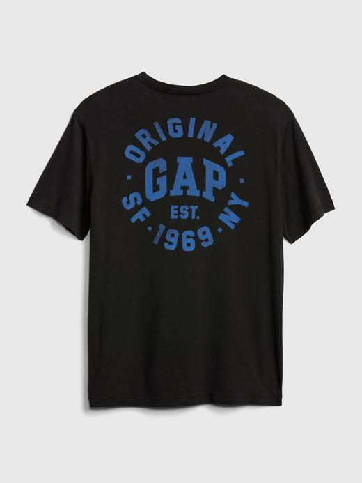Gap Originals Logolu Cepli T-Shirt