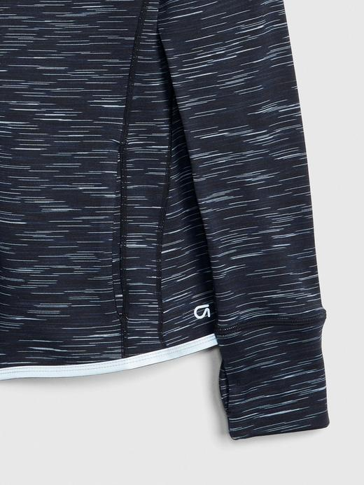 GapFit Orbital Fermuarlı Sweatshirt / Ceket