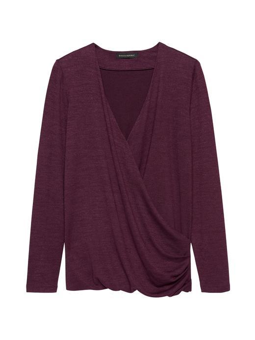 Luxespun Uzun Kollu Bluz
