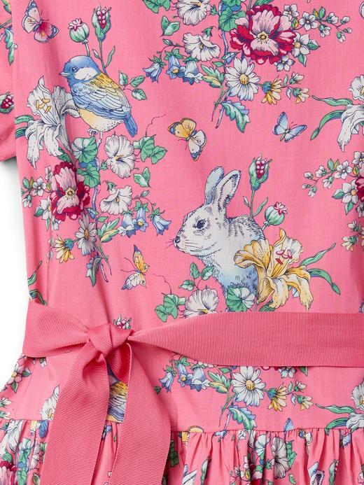 Gap | Sarah Jessica Parker Desenli Elbise