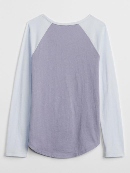Değişen Pullu Baskılı T-Shirt