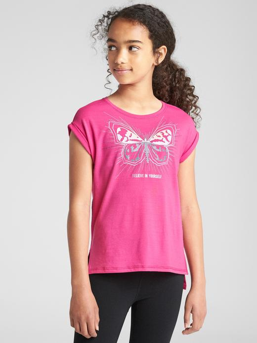 GapFit Kids Breathe T-Shirt