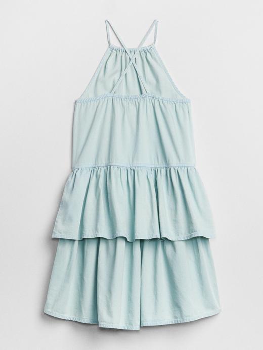 Denim Elbise