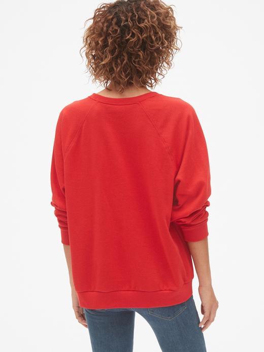 Gap | Disney Sıfır Yaka Sweatshirt