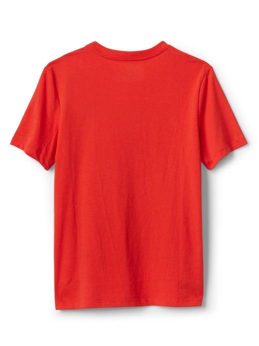 GapFit Kids Baskılı T-Shirt