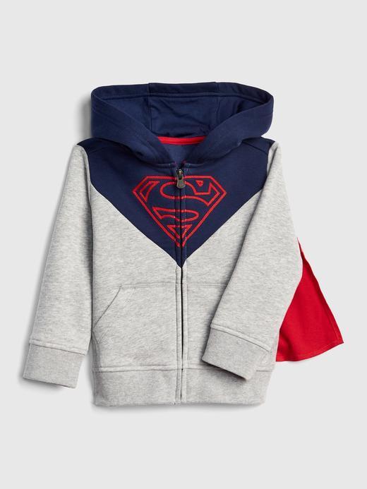 babyGap | DC™ Pelerinli Sweatshirt