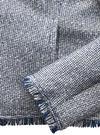 Bukle Kumaş Ceket