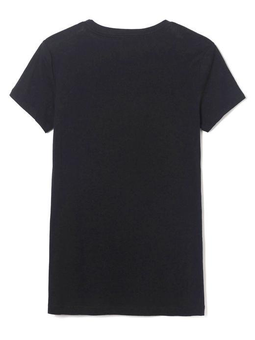 Logolu Kısa Kollu T-Shirt