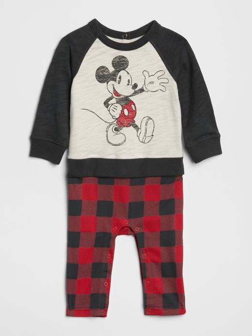 GapKids | Disney Mickey Mouse Tek Parça Tulum