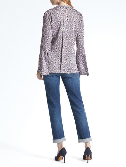 Kadın toz pembe Uzun kollu gömlek
