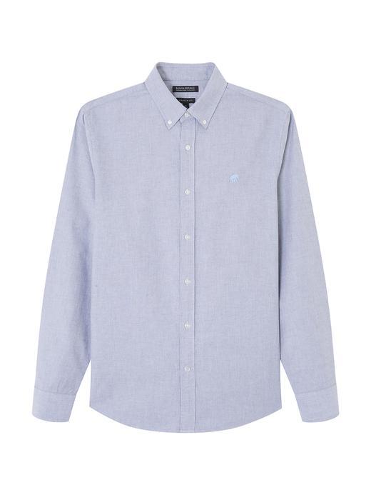 Camden Standard-Fit Oxford Gömlek