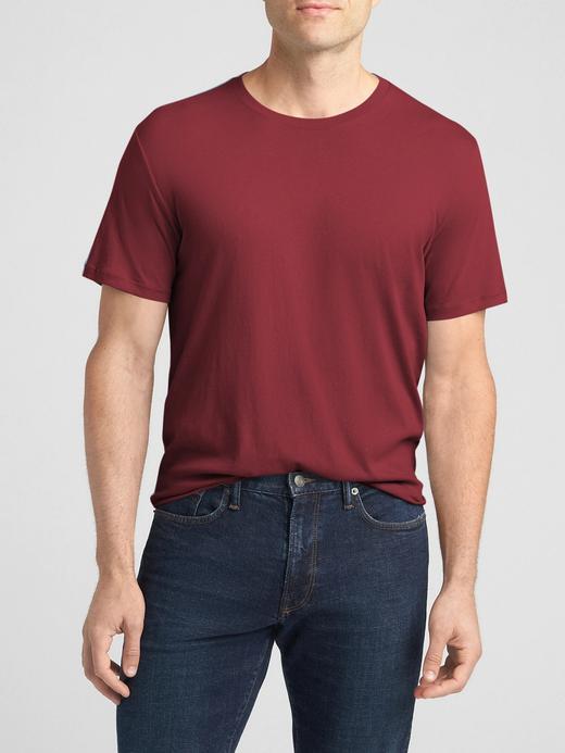 Everyday Sıfır Yaka Jarse T-Shirt